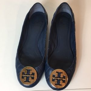 Tory Burch flat dress shoes size 8